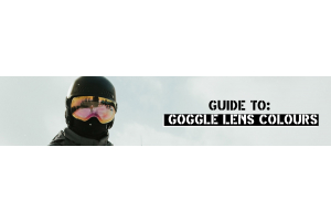What Goggle Lens Colour is the Best for Skiing or Snowboarding?