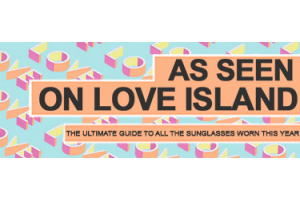Winter Love Island Sunglasses Guide 2020