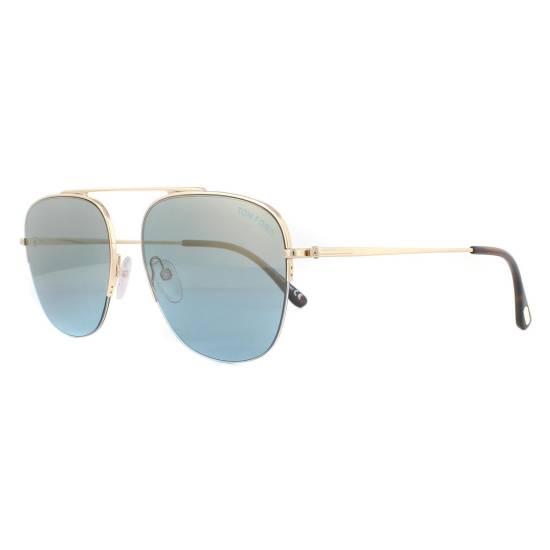 Tom Ford Abott FT0667 Sunglasses