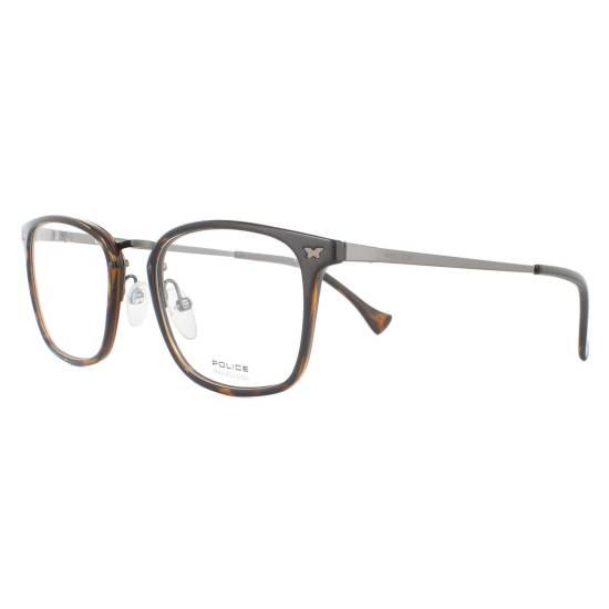 Police Mettle 2 VPL045 Glasses Frames