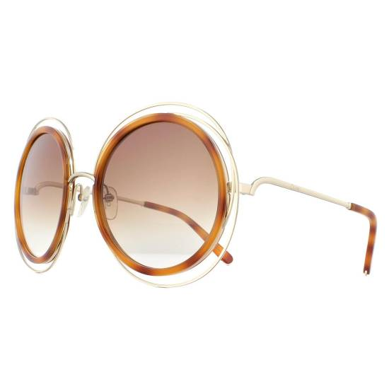 Chloe CE120S Coloured Carlina Sunglasses
