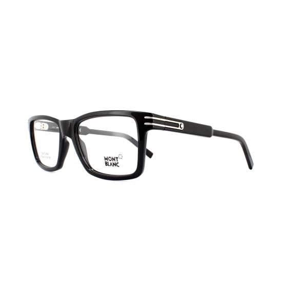 Mont Blanc MB0676 Glasses Frames