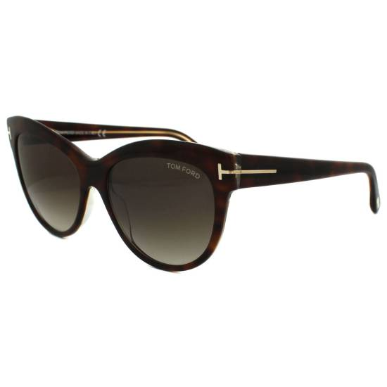 Tom Ford 0430 Lily Sunglasses