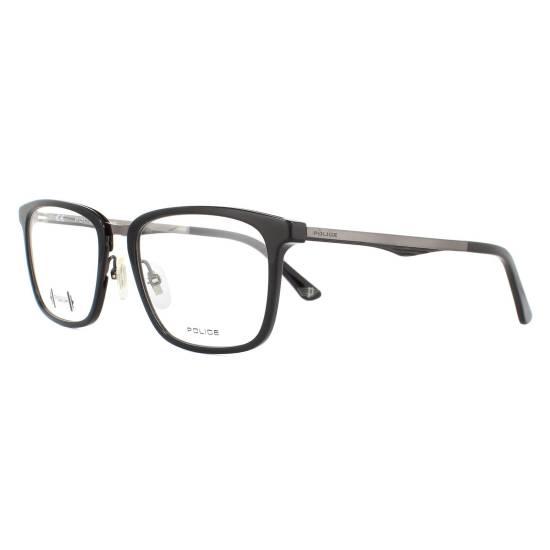 Police Blackbird Ti 2 VPL684 Glasses Frames