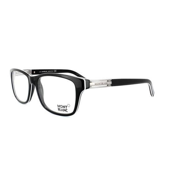 Mont Blanc 0383 Glasses Frames