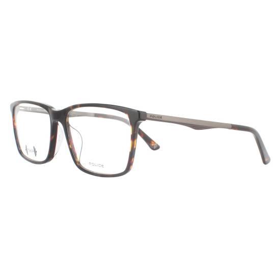 Police Blackbird Ti VPL683 Glasses Frames