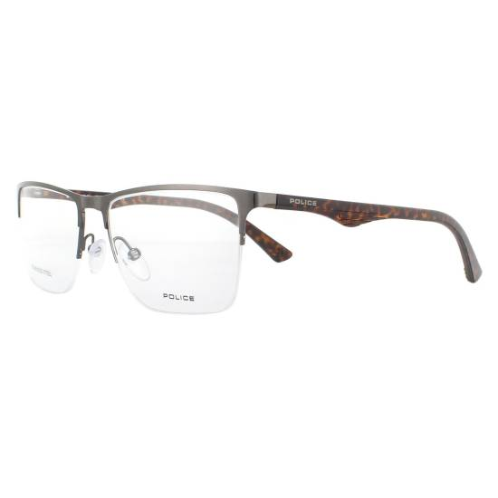 Police Blackbird Light 3 VPL398M Glasses Frames