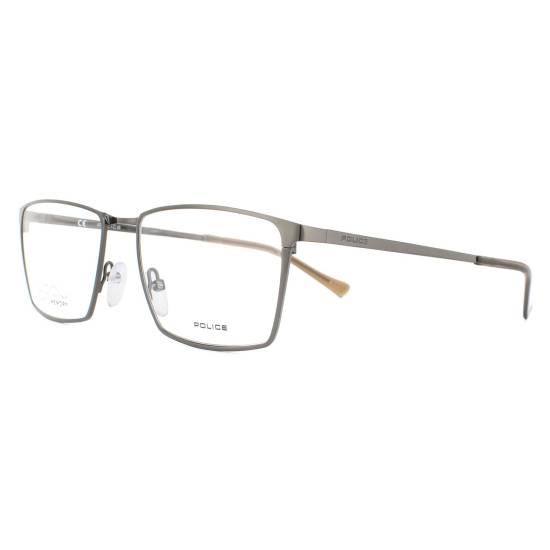 Police Invisible 3 VPL243 Glasses Frames
