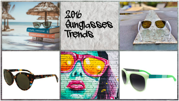 The Top 5 Sunglasses Trends For 2016