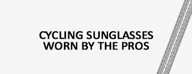 Cycling Sunglasses Worn by the Pros