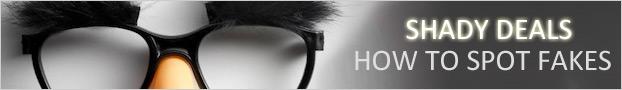 Shady Deals: How To Spot Fake Designer Sunglasses