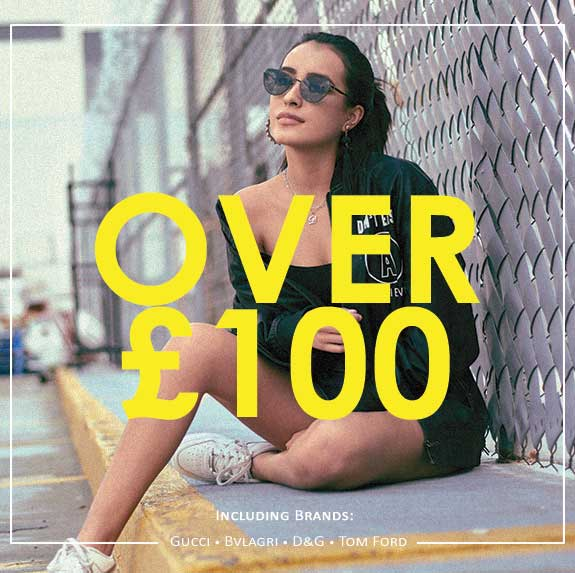 Shop over £100 Promotional Image